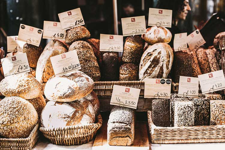 Bakery london