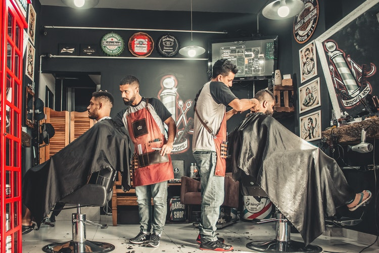 barber shop franchise