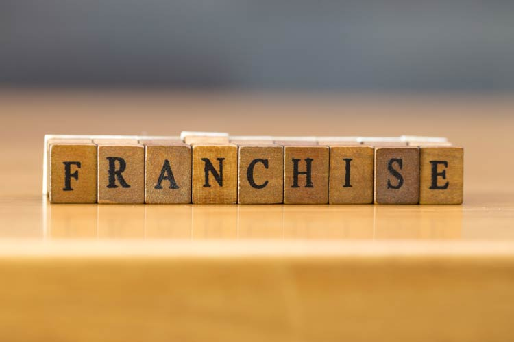 Franchising is growing