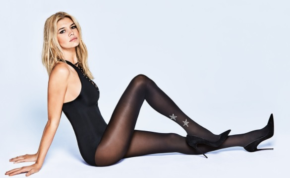 calzedonia franchise stars on socks