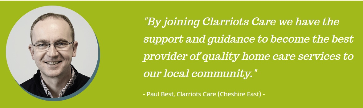 clarriots care franchise testimony
