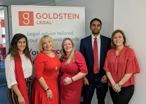 Goldstein legal franchise lawyers