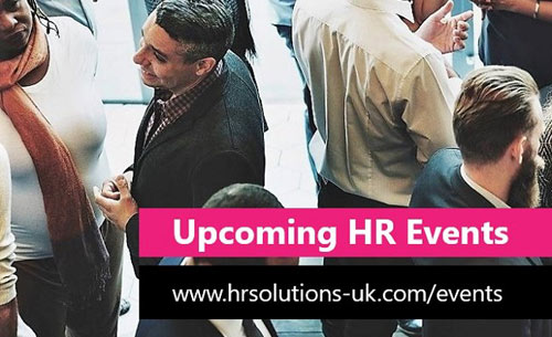 HR Solutions events