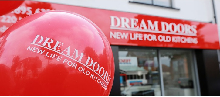 Dream Doors franchise front