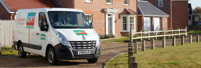 Agency Express Franchise Van based