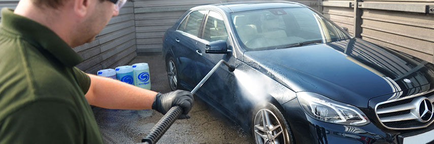 Autosmart franchise car wash product