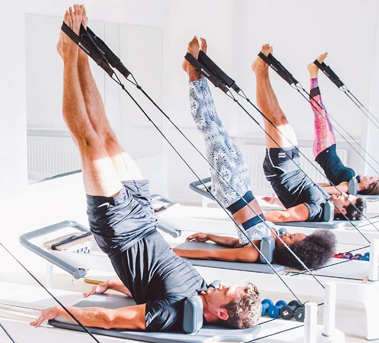 Bootcamp pilates franchise yoga