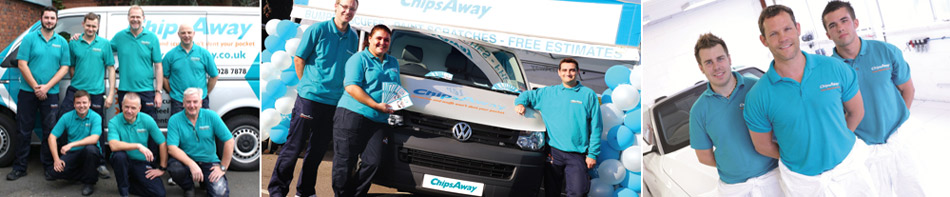ChipsAway franchise van based business