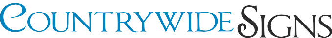 Countrywide signs franchise logo