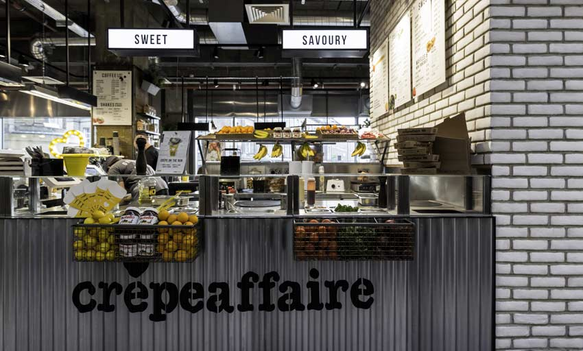 Crepeaffaire franchise store