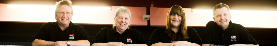 Driver Hire Franchise successful staff