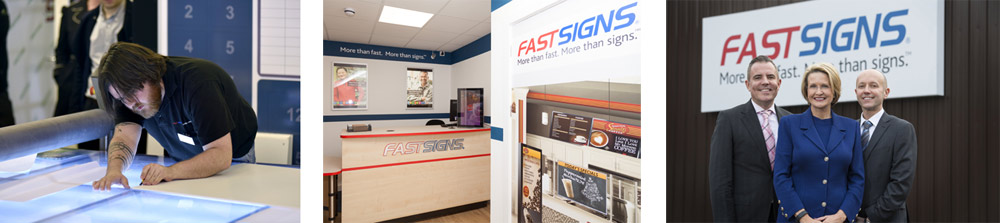 Fastsigns franchise uk review