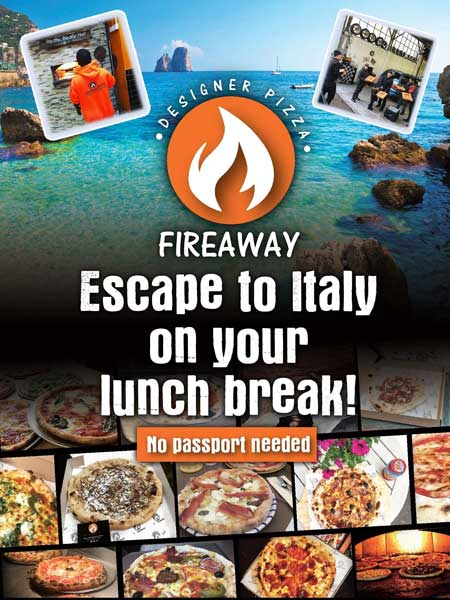 Fireaway franchise offer