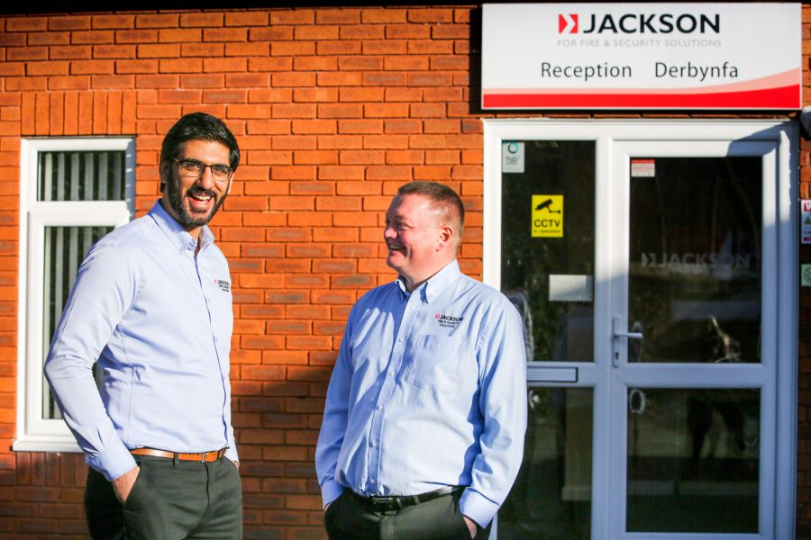 Jackson Fire and Security Franchise partners forming partnership, new franchisee