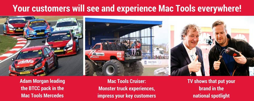 Mac tools franchise customers