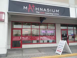 Mathnasium franchise outlet uk