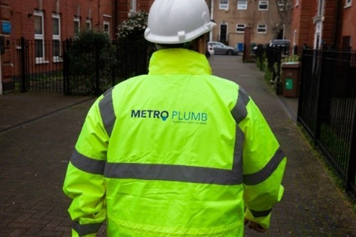 Metro Plumb franchise team workers