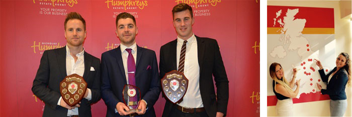 Nicholas Humphreys franchise awards