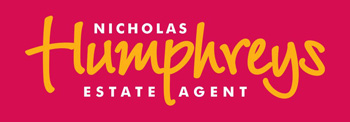 Nucholas Humphreys estate agents franchise logo