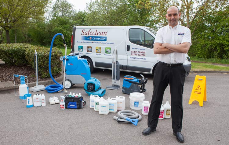 Safeclean cleaning franchise
