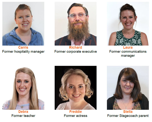 Stagecoach franchisees success