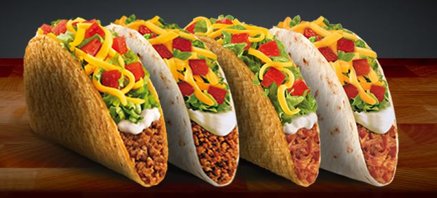 Taco Bell Franchise Tacos