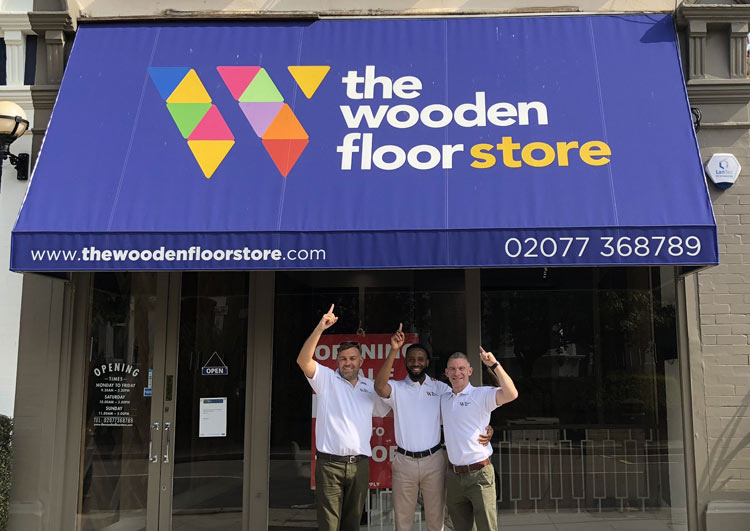 The Wooden Floor Store Franchise retail store