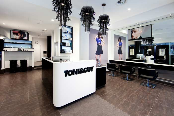 Toni Amp Guy Franchise Open A Toni Amp Guy Hair Salon Amp Barber