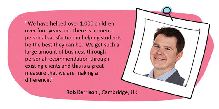 Tutor doctor franchise testimonial
