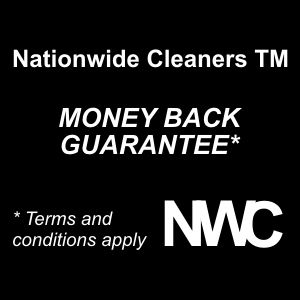 Nationwide Cleaners resale gives pair a taste of success