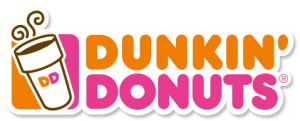 Dunkin' donuts hit the shelves in Ireland