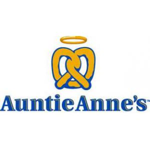 Auntie Anne's Launch Basketball Themed Menu