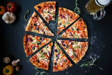 Enjoy a slice of the action with a pizza franchise