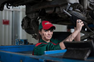 Car Repair - Start with a Franchise