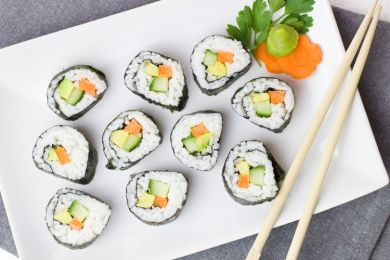 Sushi Bar Franchises: What is there?