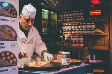 4 Tips for Building a Business Plan for a Successful Crepe Business