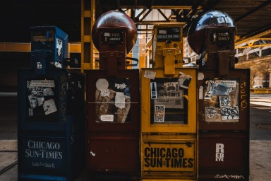 How to Make a Career Change With a Vending Machine Franchise